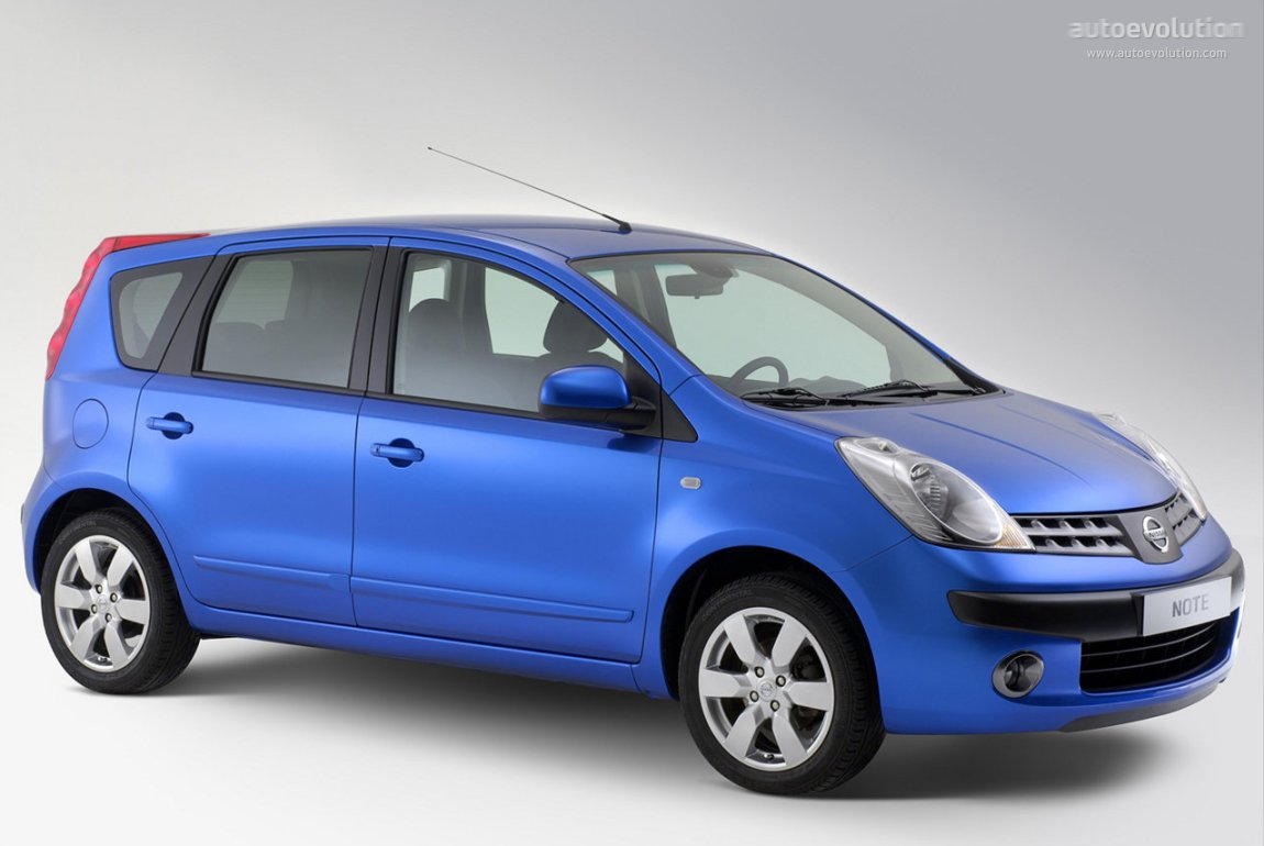 2007 Nissan Note #20