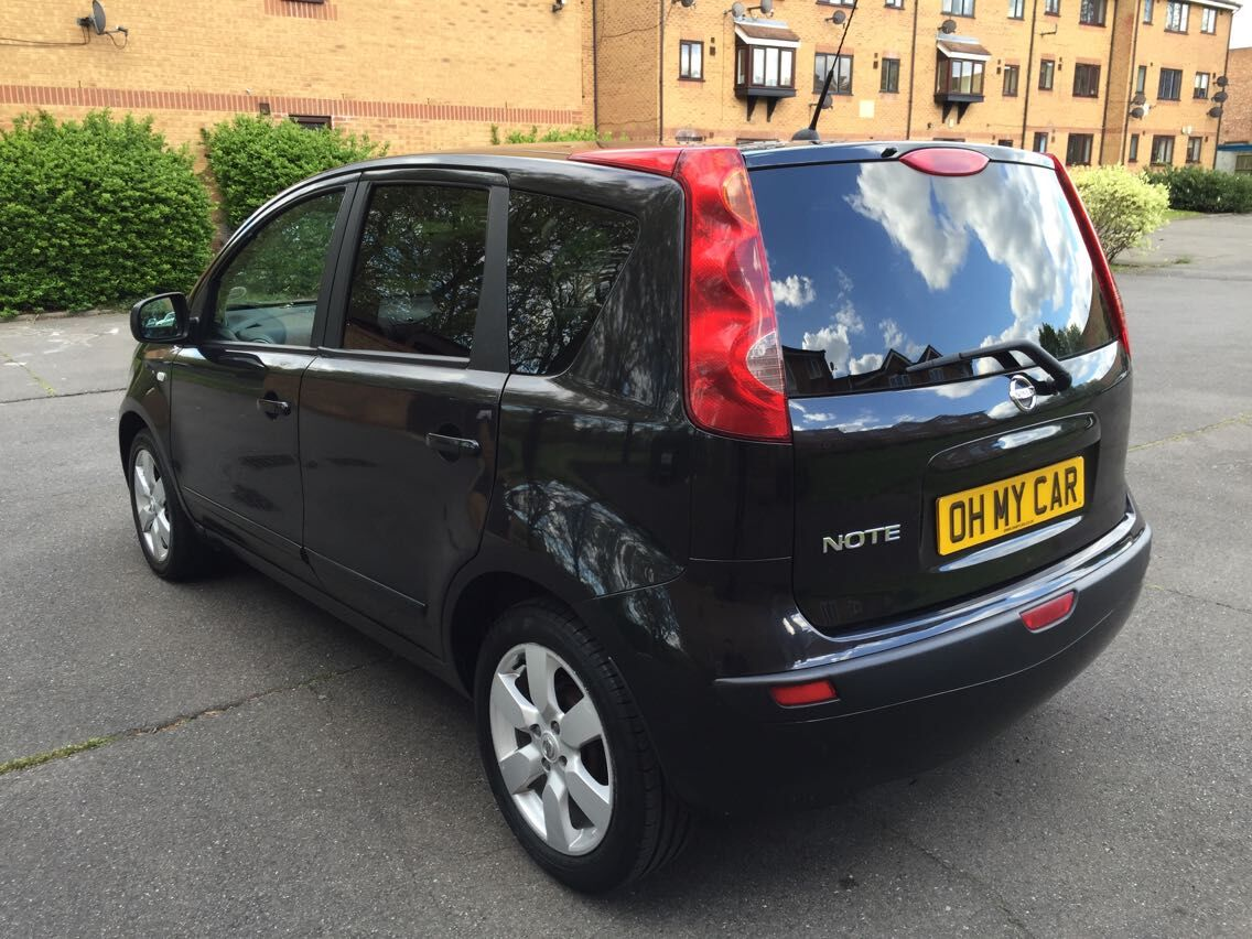 2007 Nissan Note #27