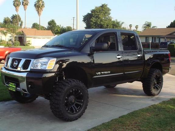 2007 Nissan Titan Photos Informations Articles Bestcarmag