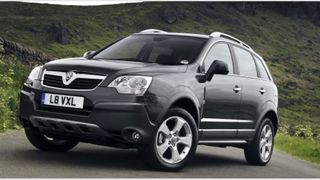 2007 opel antara photos informations articles. Black Bedroom Furniture Sets. Home Design Ideas