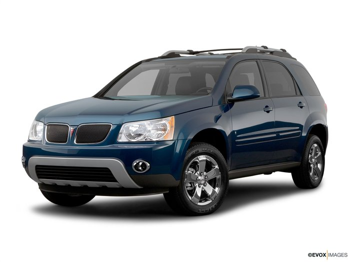 2007 Pontiac Torrent #14