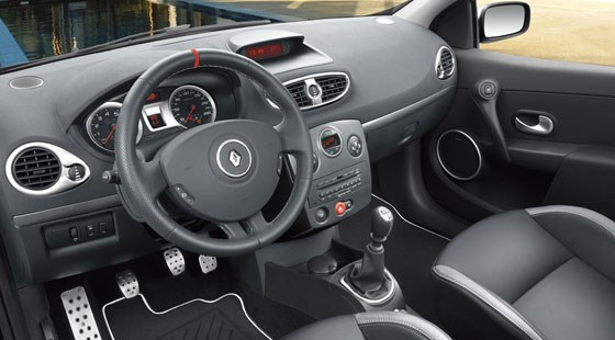 2007 renault clio photos informations articles. Black Bedroom Furniture Sets. Home Design Ideas