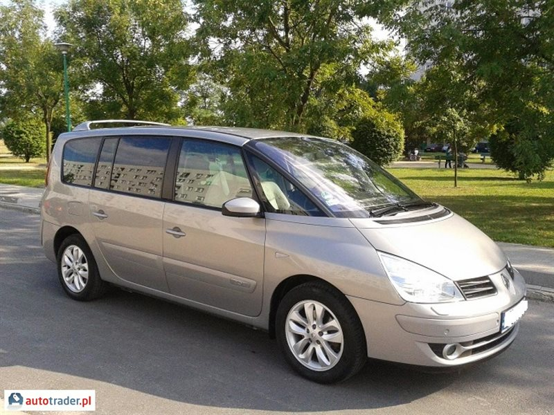 2007 renault grand espace photos informations articles. Black Bedroom Furniture Sets. Home Design Ideas