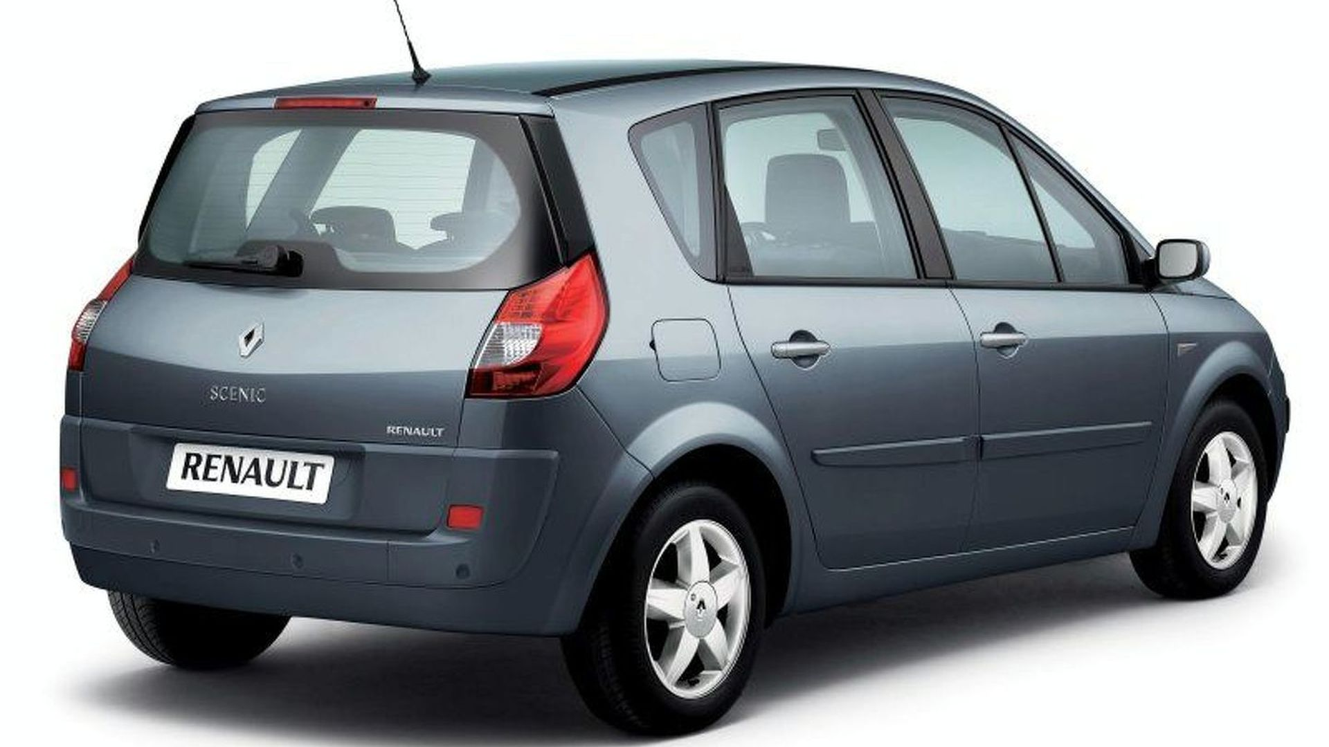 2007 renault scenic photos informations articles. Black Bedroom Furniture Sets. Home Design Ideas