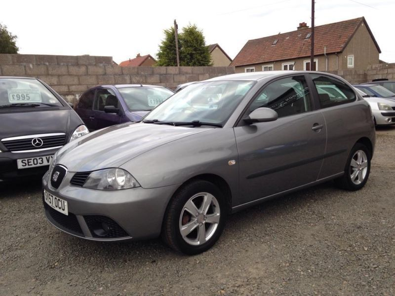 2007 Seat Ibiza Photos Informations Articles