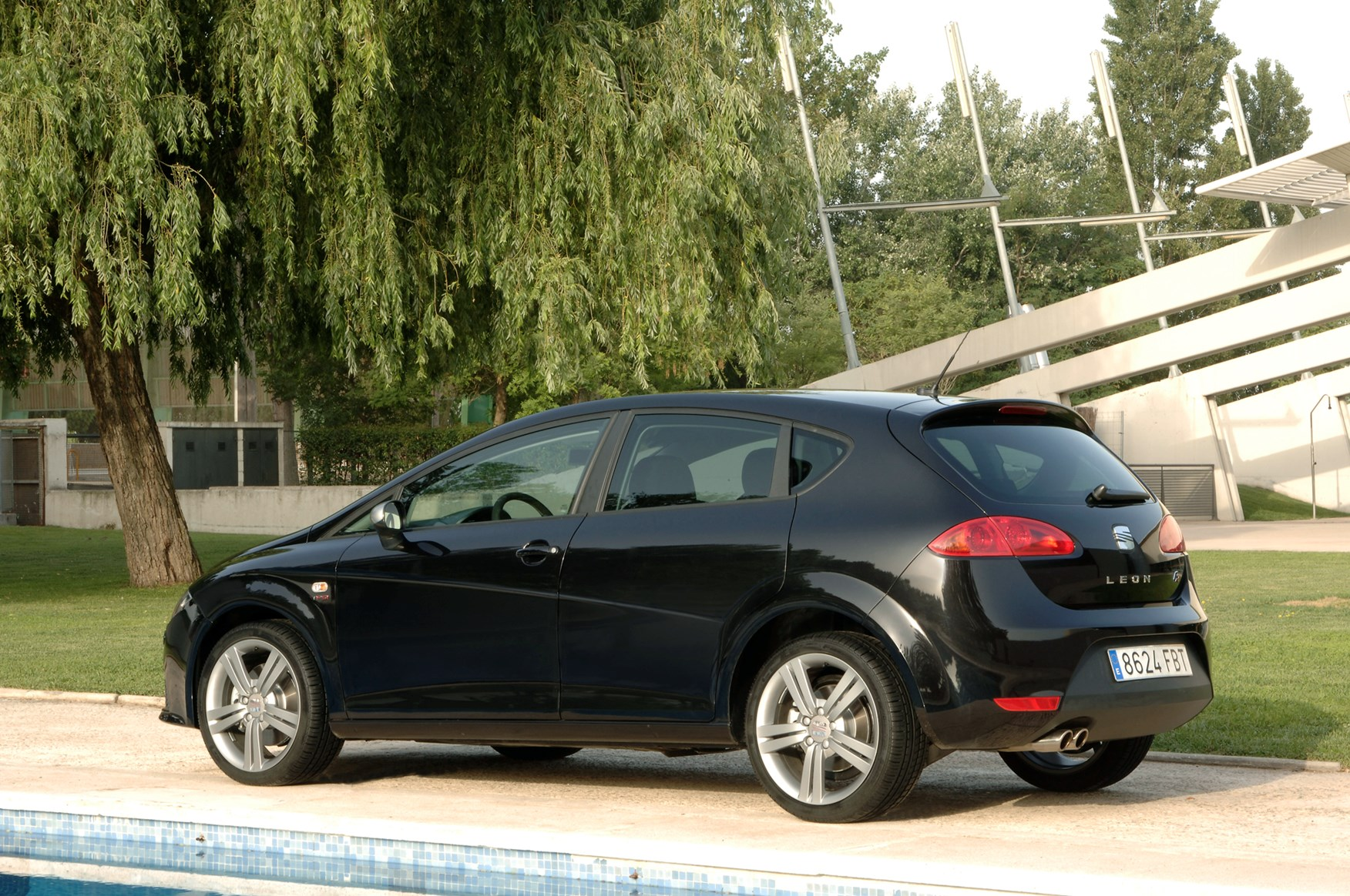2007 seat leon photos informations articles. Black Bedroom Furniture Sets. Home Design Ideas