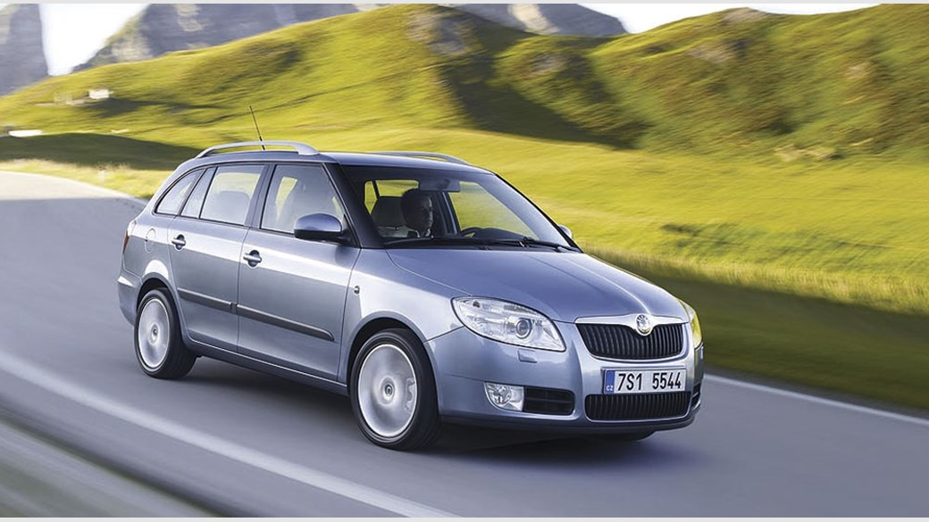 2007 skoda fabia photos informations articles. Black Bedroom Furniture Sets. Home Design Ideas