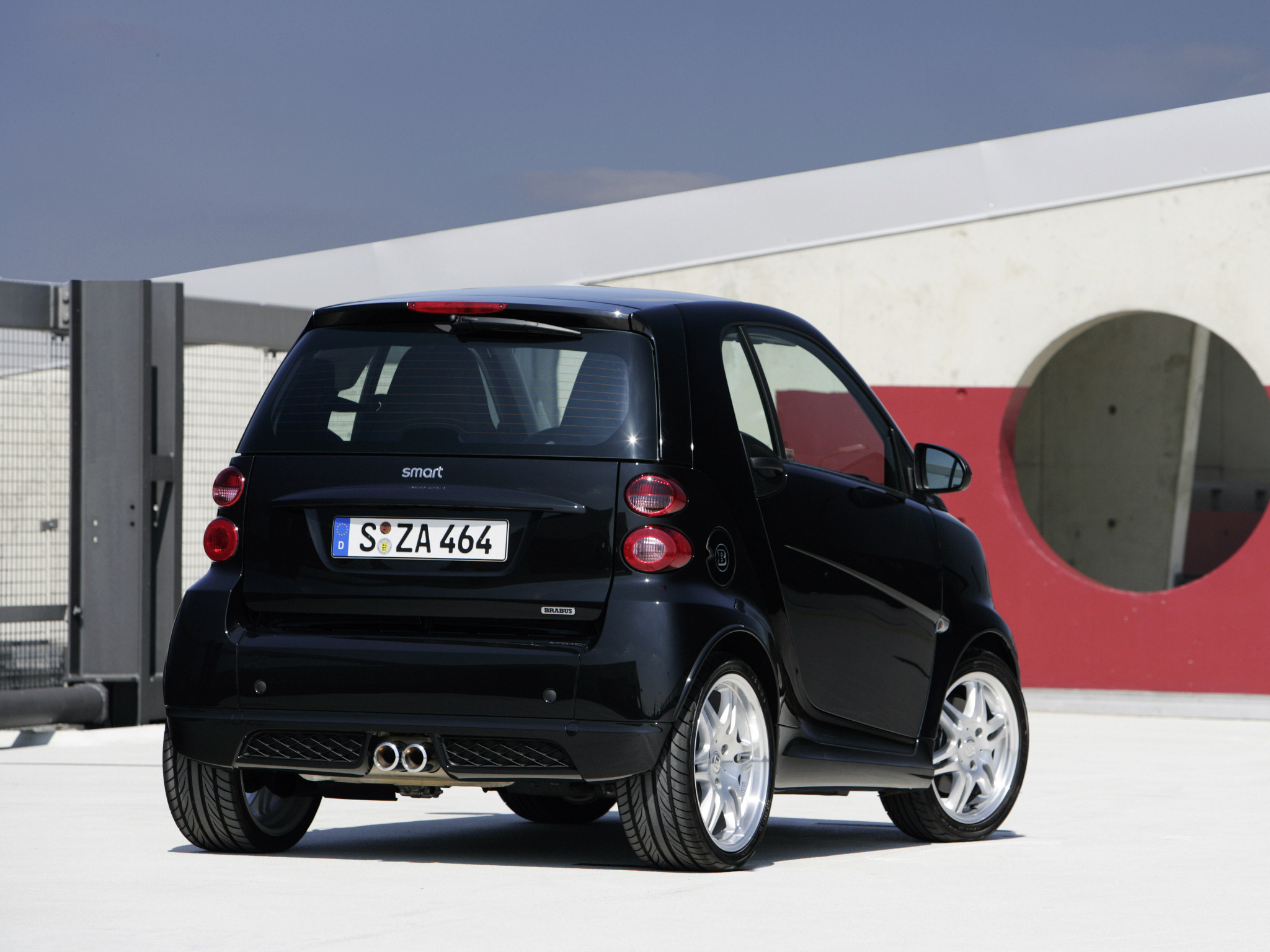 2007 smart brabus photos informations articles bestcarmag 2007 smart brabus 22 altavistaventures Image collections