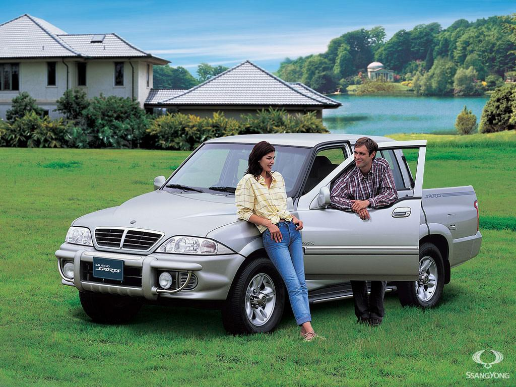 2007 Ssangyong Musso #19