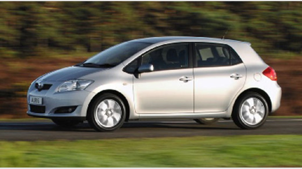 2007 toyota auris photos informations articles. Black Bedroom Furniture Sets. Home Design Ideas