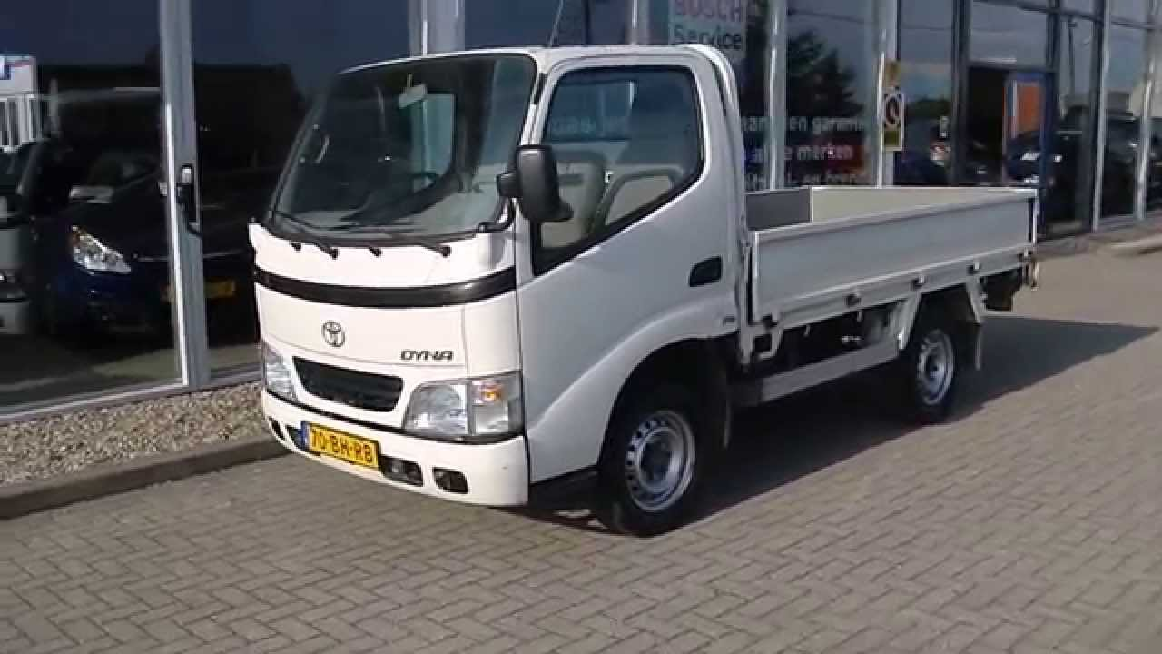 2007 Toyota Dyna Photos, Informations, Articles ...