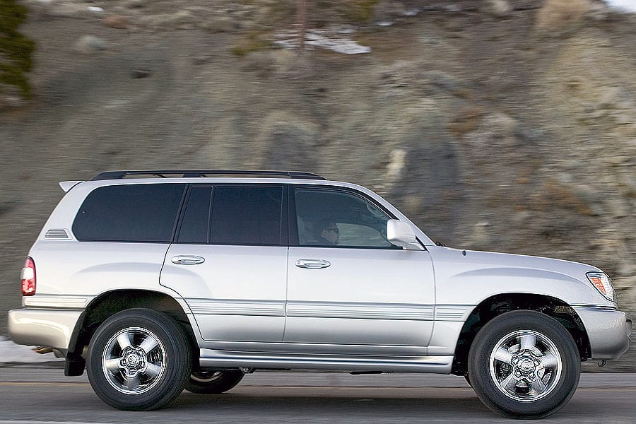 2007 Toyota Land Cruiser #22