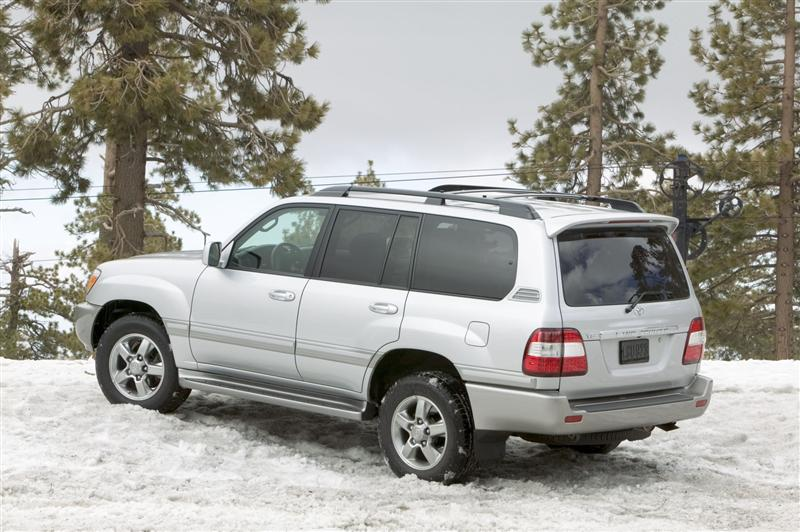 2007 Toyota Land Cruiser #20