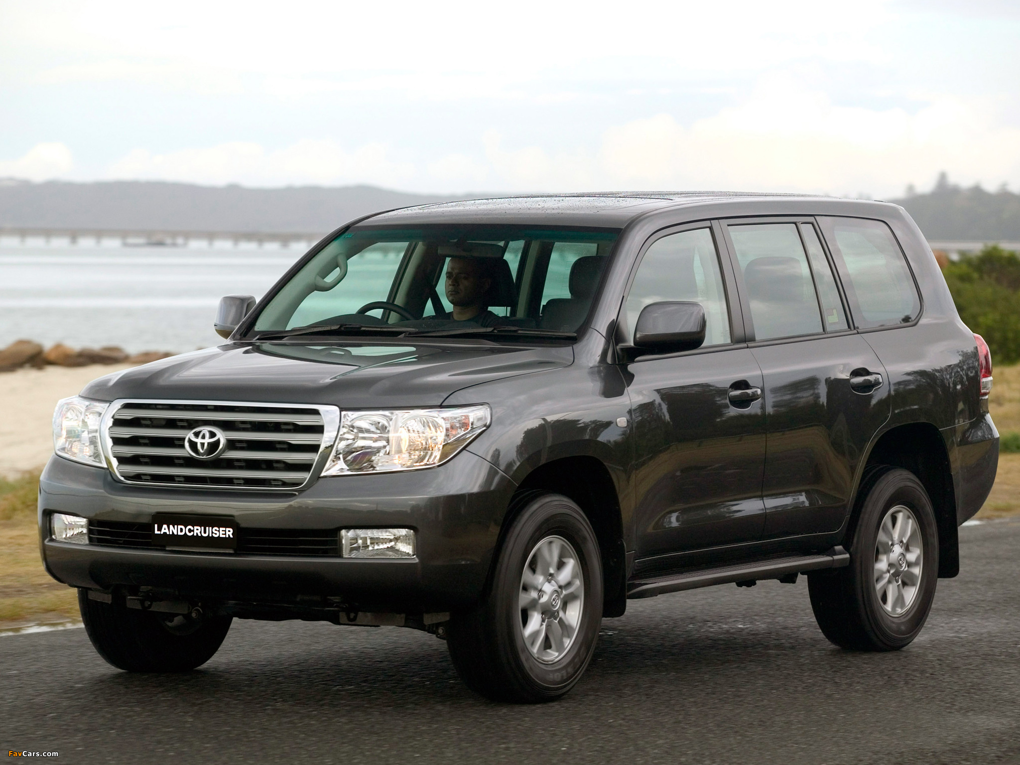 2007 Toyota Land Cruiser #23