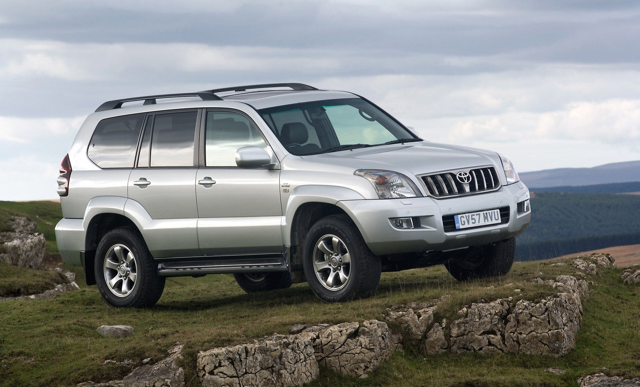 2007 Toyota Land Cruiser #26