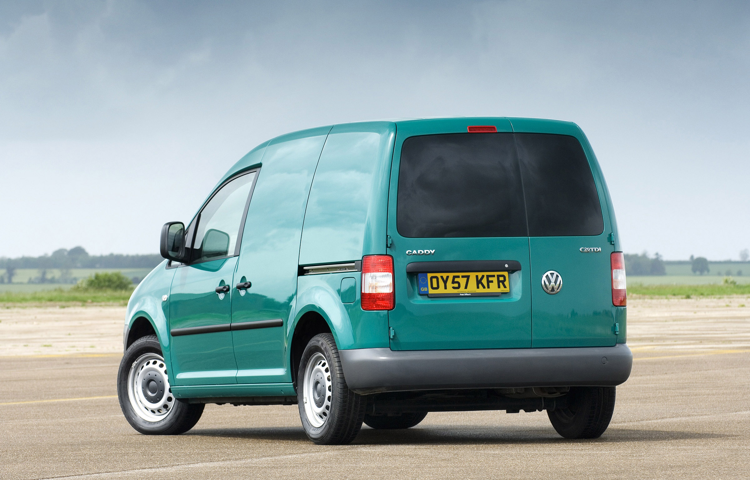 2007 Volkswagen Caddy #18