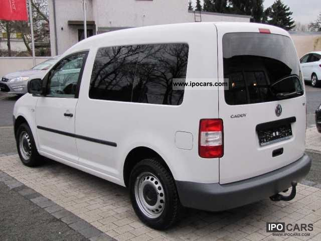2007 Volkswagen Caddy #22