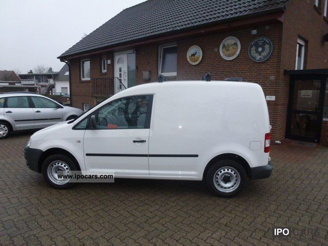 2007 Volkswagen Caddy #21