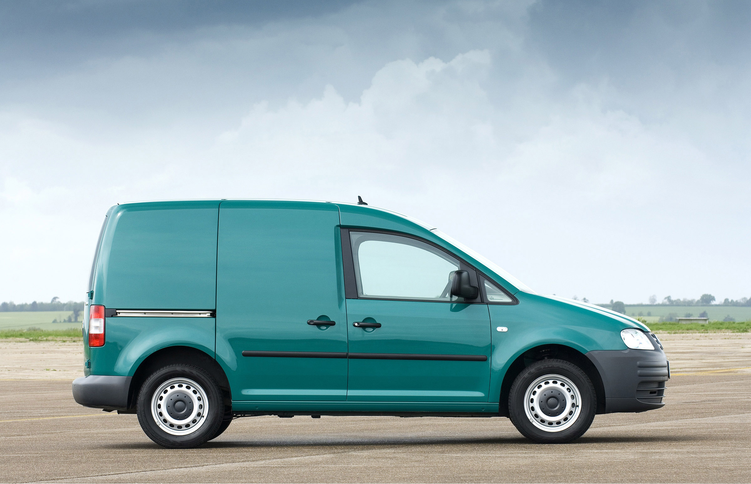 2007 Volkswagen Caddy #16