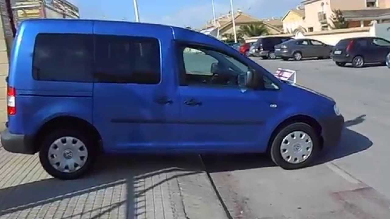 2007 Volkswagen Caddy #17
