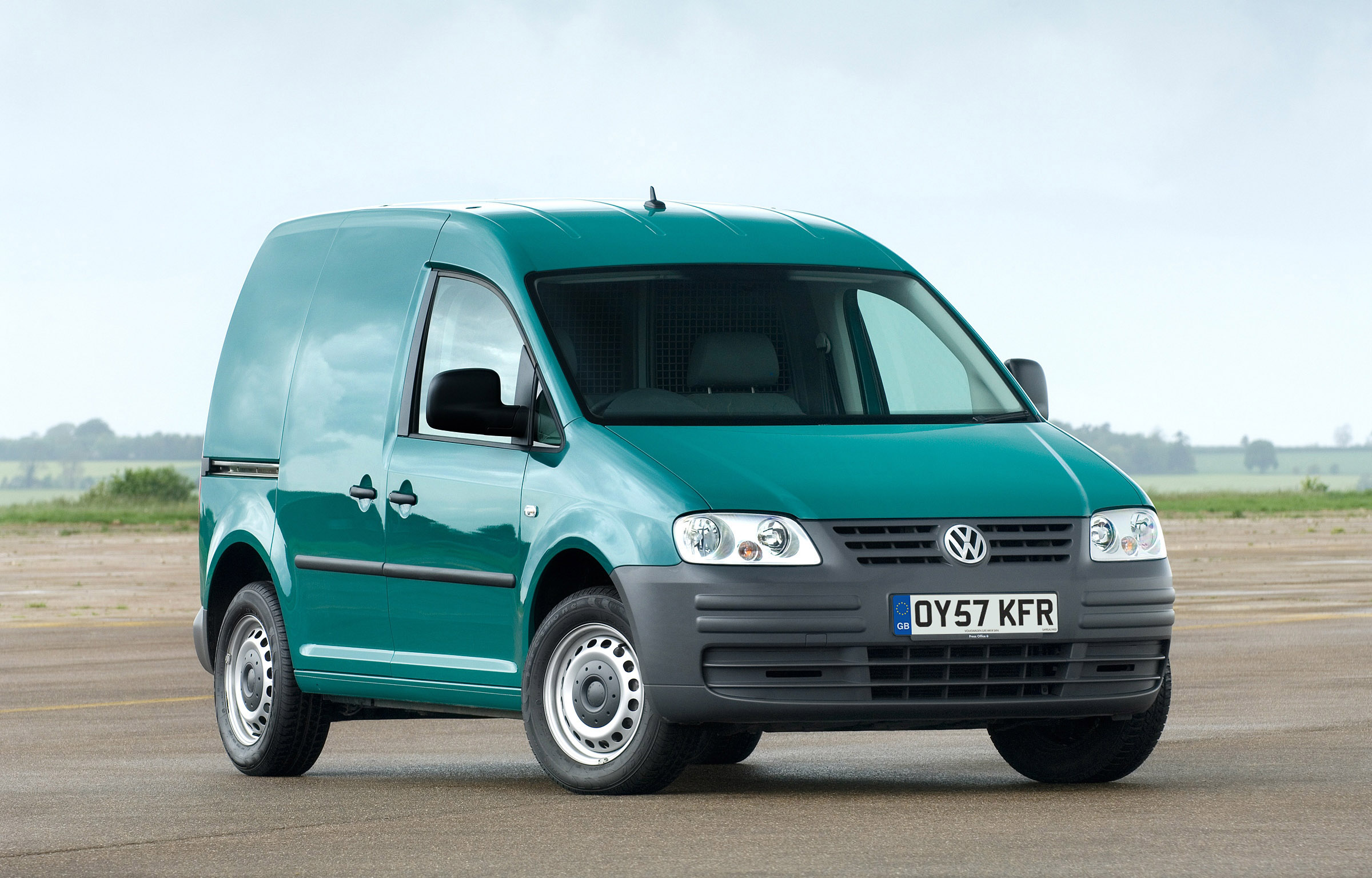 2007 Volkswagen Caddy #19