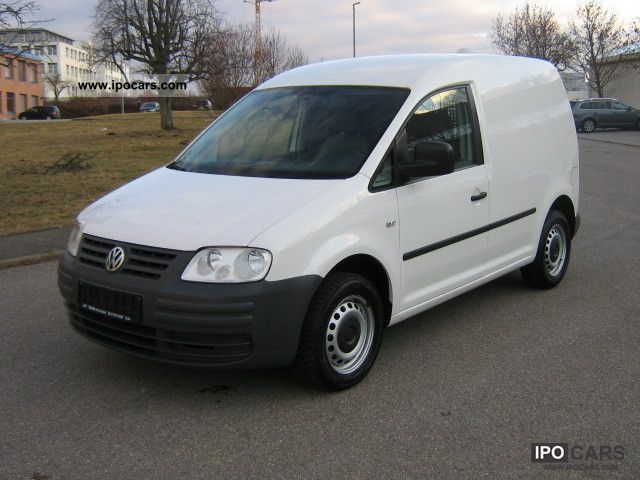 2007 Volkswagen Caddy #20