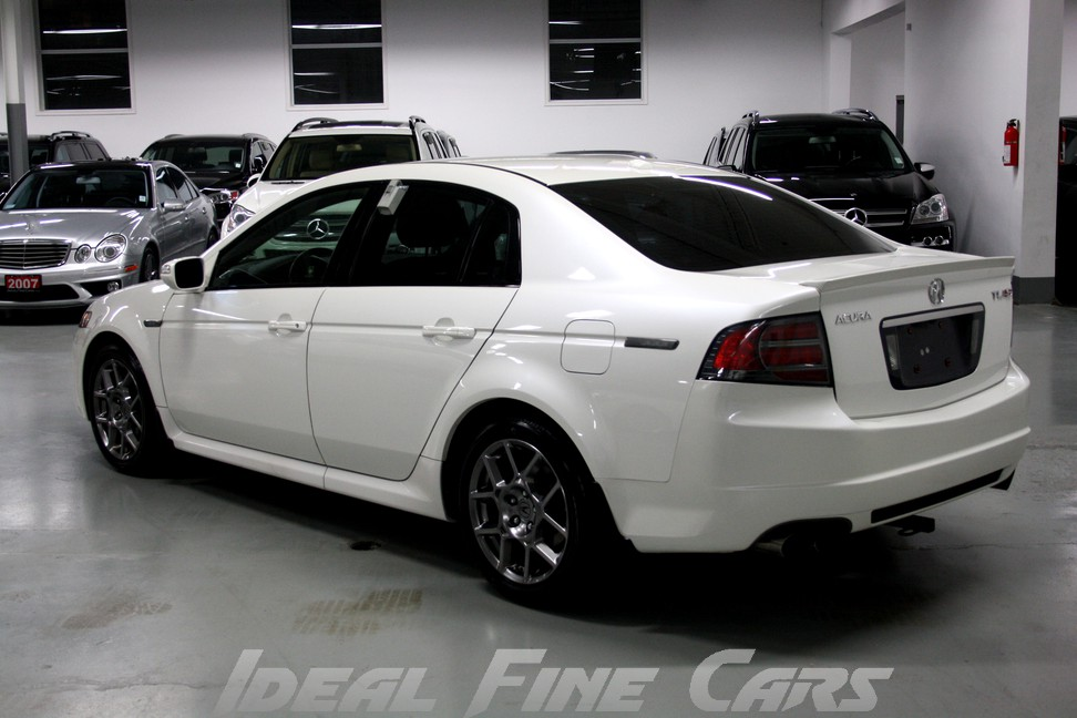 2008 Acura Tl Photos Informations Articles Bestcarmag Com