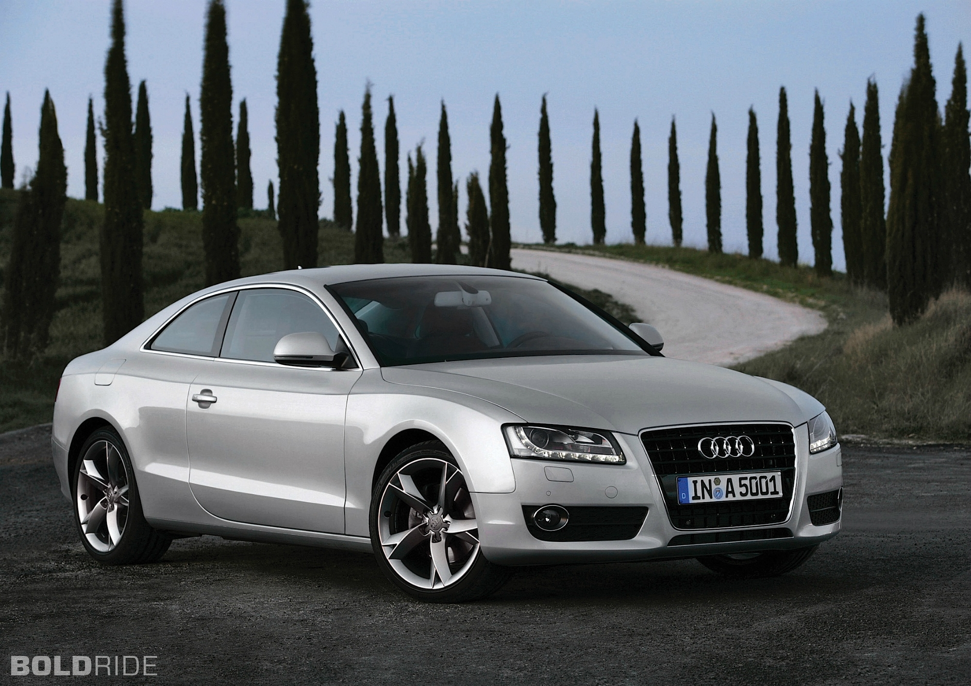 2008 audi a5 photos informations articles. Black Bedroom Furniture Sets. Home Design Ideas