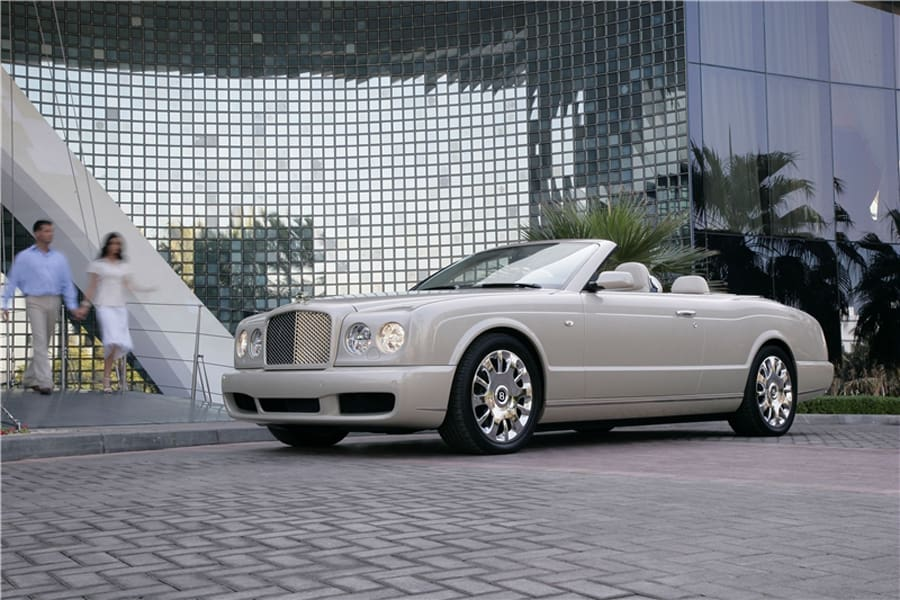 2008 Bentley Azure #19