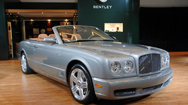 2008 Bentley Azure #20