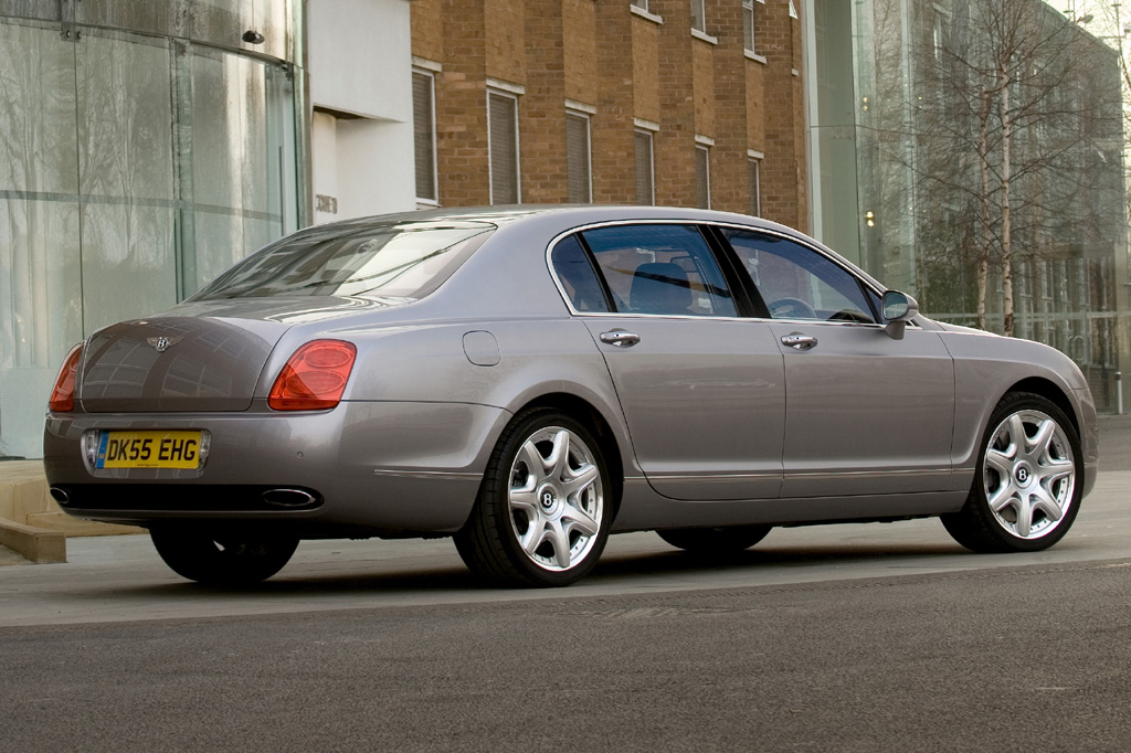 2008 Bentley Continental Flying Spur #22