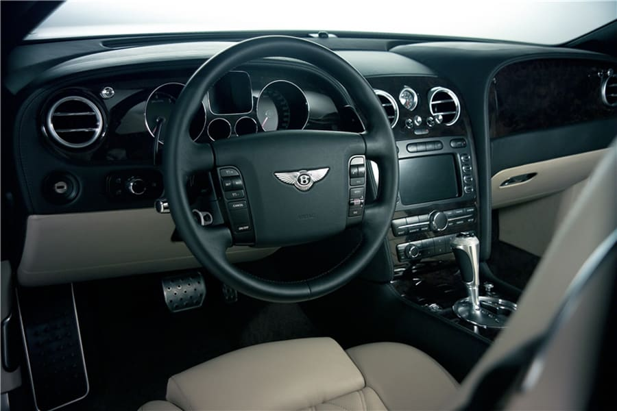 2008 Bentley Continental Flying Spur #21