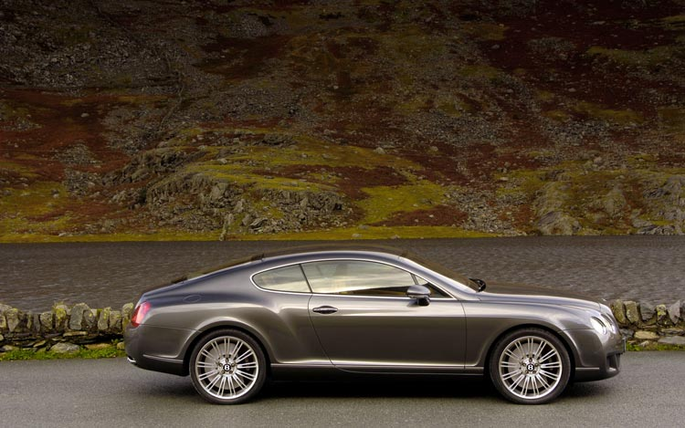 2008 Bentley Continental Gt Speed #20