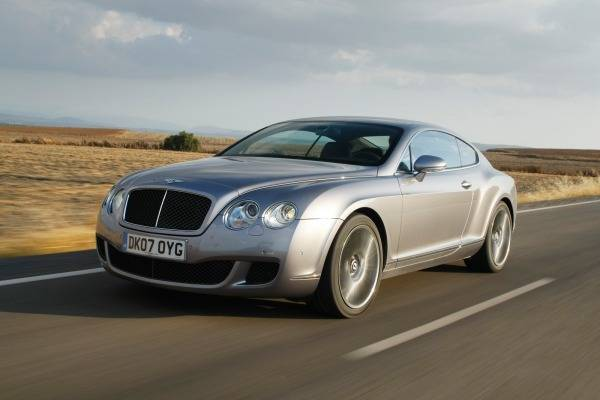 2008 Bentley Continental Gt Speed #21