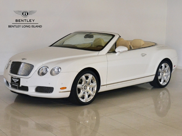 2008 Bentley Continental Gtc #22
