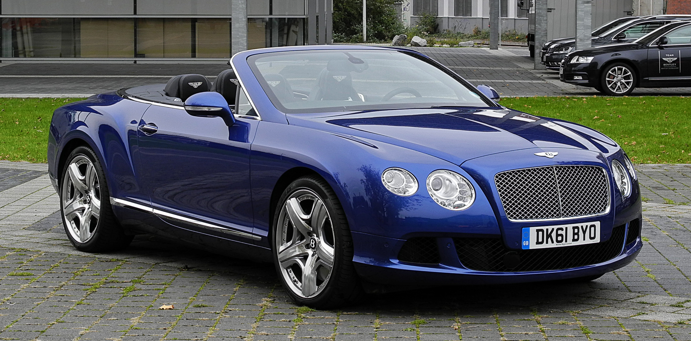 2008 Bentley Continental Gtc #23