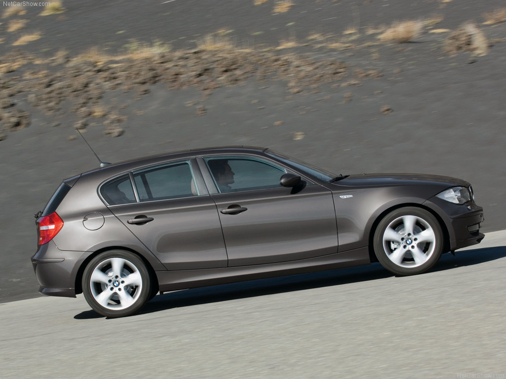 2008 bmw 1 series photos informations articles. Black Bedroom Furniture Sets. Home Design Ideas