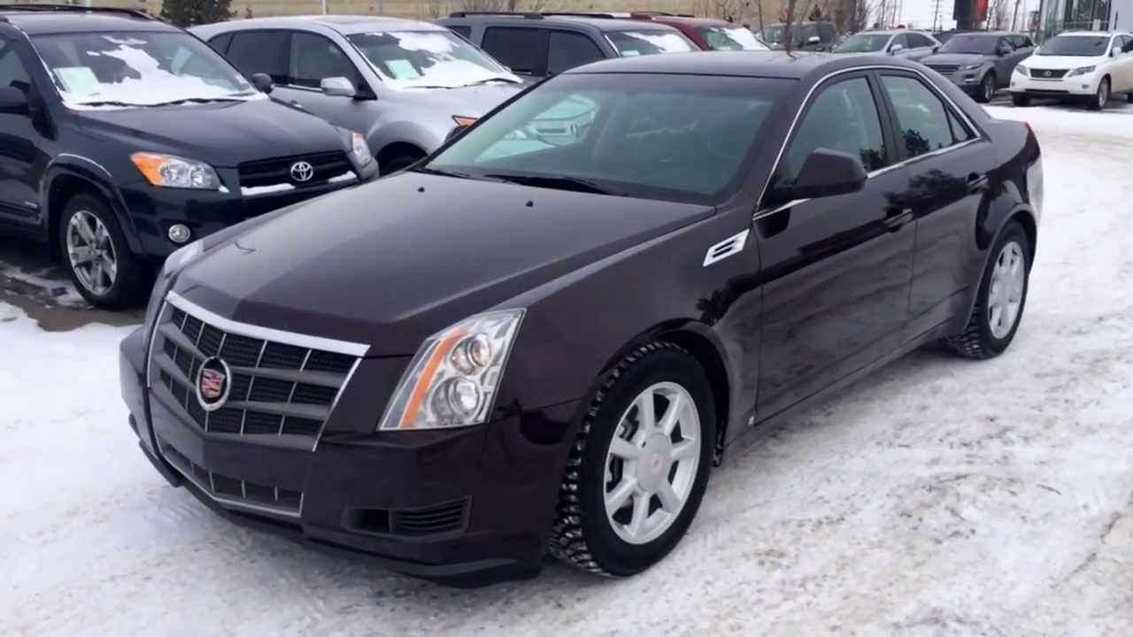 2008 Cadillac Cts Photos, Informations, Articles - BestCarMag.com