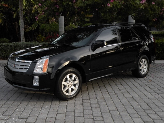 2008 Cadillac Srx Photos, Informations, Articles - BestCarMag.com