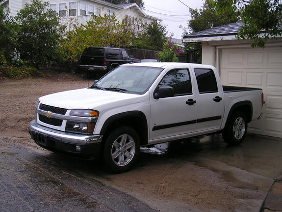 2008 Chevrolet Colorado #17