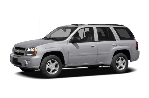 2008 Chevrolet Trailblazer #15