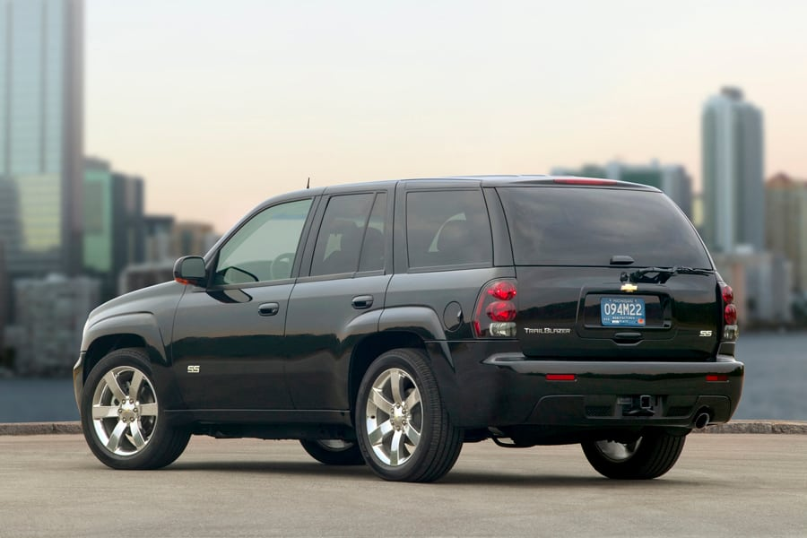 2008 Chevrolet Trailblazer #17