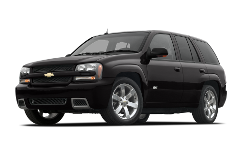 2008 Chevrolet Trailblazer #18