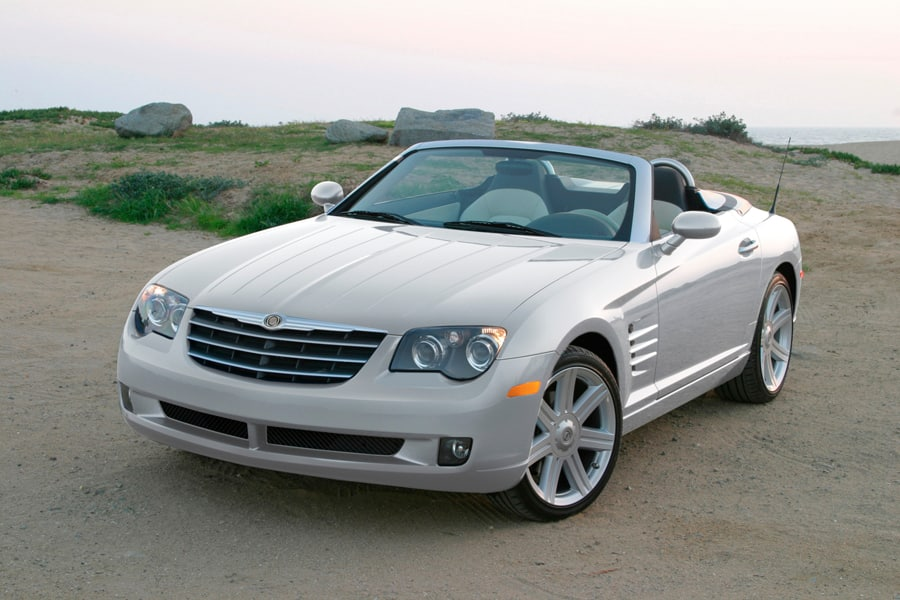 2008 Chrysler Crossfire #17