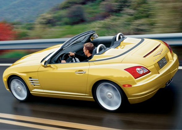 2008 Chrysler Crossfire #18