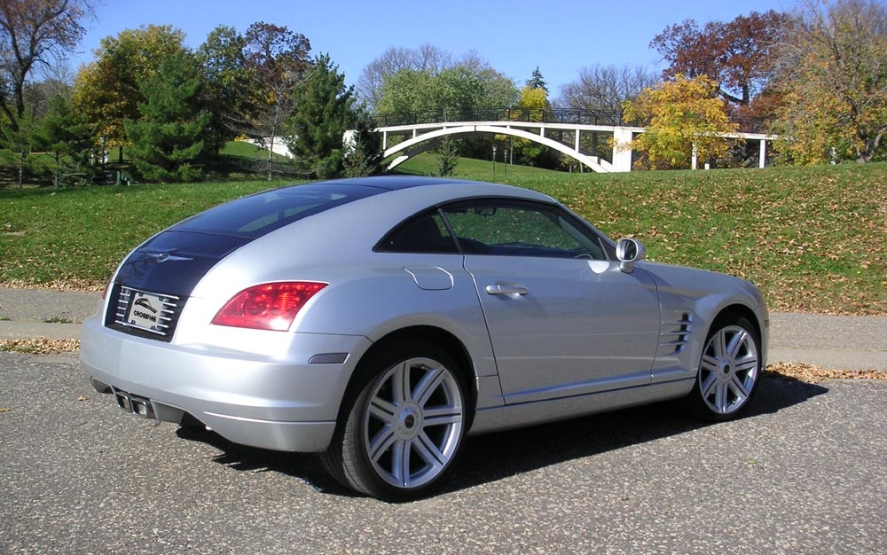 2008 Chrysler Crossfire #20
