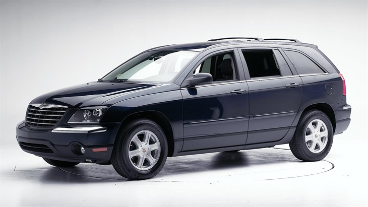 2008 Chrysler Pacifica #12