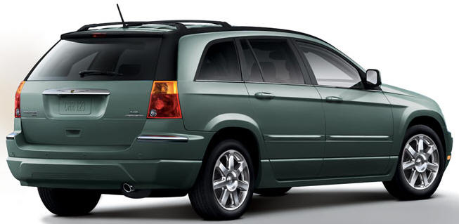 2008 Chrysler Pacifica #14