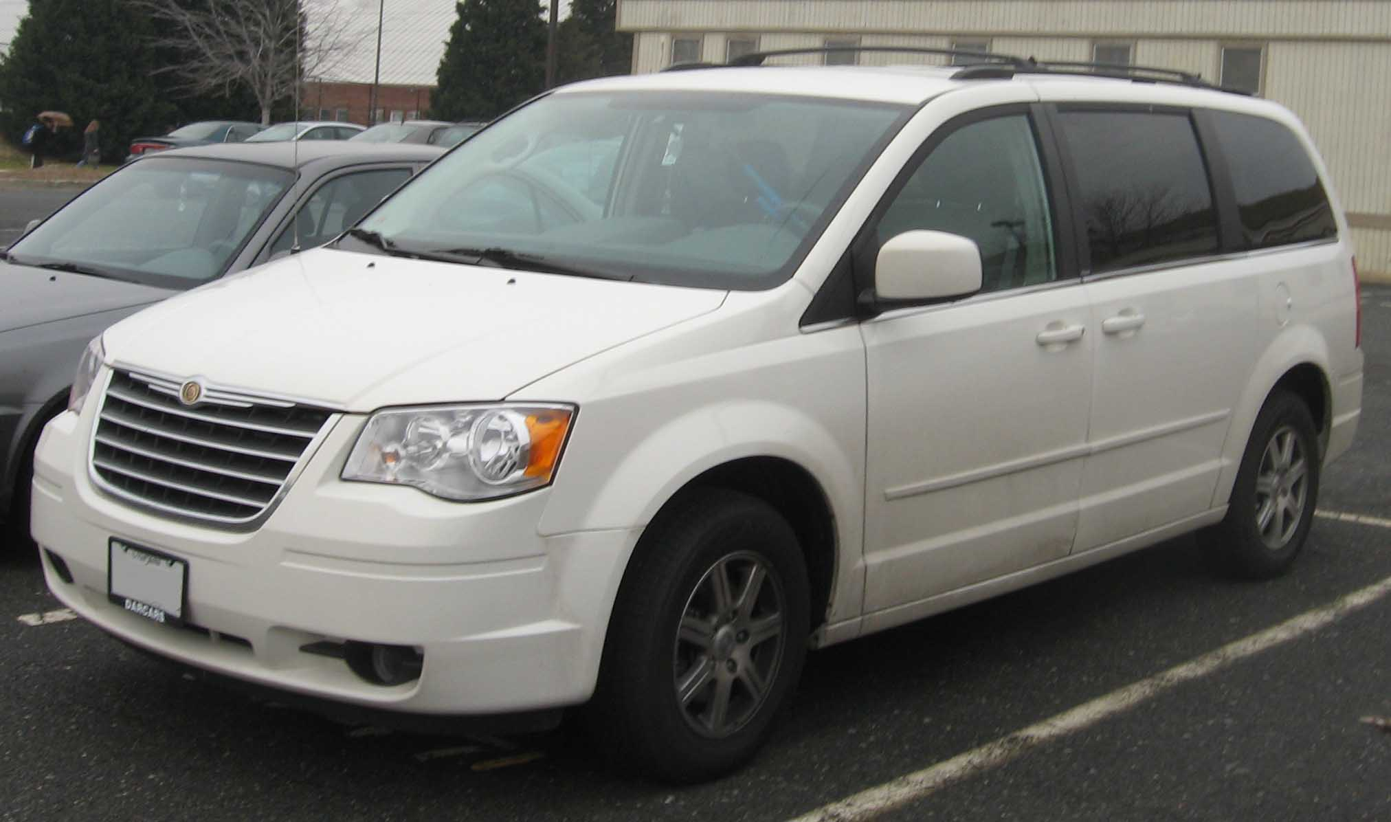 2008 Chrysler Town And Country #16