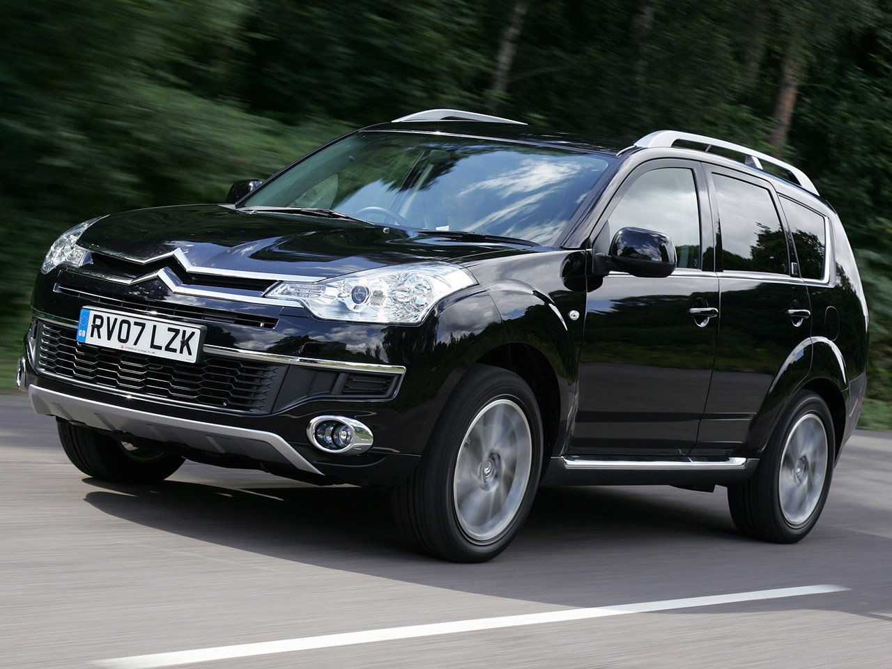 2008 citroen c crosser photos informations articles. Black Bedroom Furniture Sets. Home Design Ideas